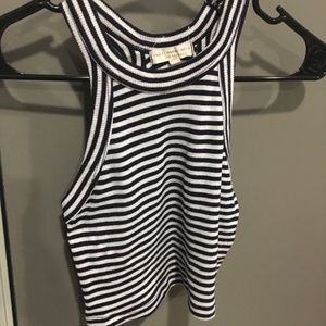 NEGOTIABLE UO Truly Madly Deeply Striped Tank S